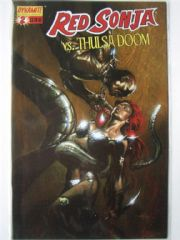 Red Sonja vs. Thulsa Doom #2 Dell'Otto Cover